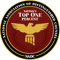 National Association of Distinguished Counsel, 2017